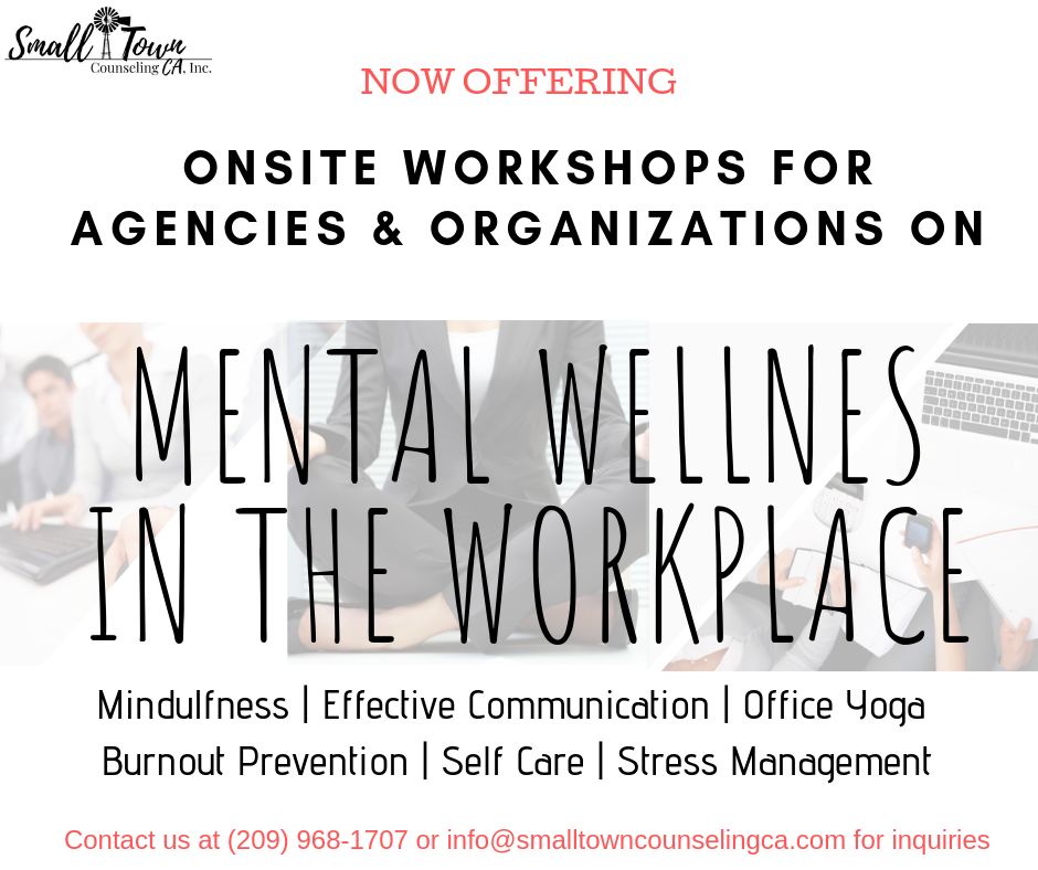 Mental Health in the Workplace Oakdale