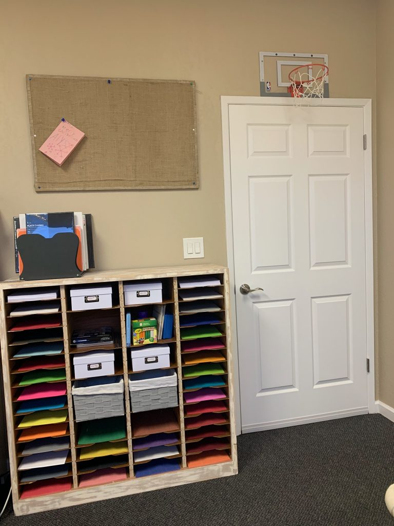 Oakdale Kids_Art Therapy Room II